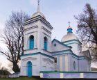 Церква у Требухівцях - пам'ятка ХІХ ст.