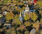 Миколаївський храм 19 ст в смт Меджибіж