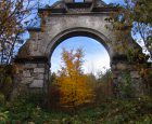(Українська) Брама старого цвинтаря