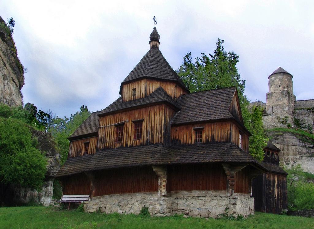 Христовоздвиженська церква 1799 року