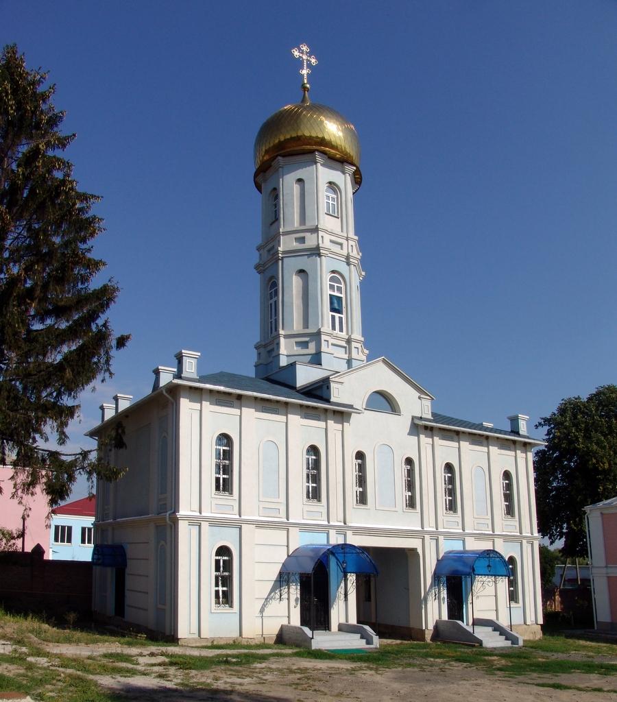 Дзвіниця Головчинецького монастиря