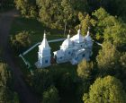 Дерев'яний храм 17 ст. у селі Западинці Летичівського району