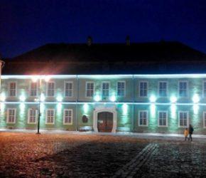 (Українська) Нове освітлення змінило архітектурний об'єкт у Кам'янці-Подільському