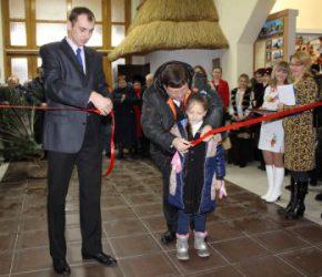 (Українська) Чотирьохсотлітня Славута має оновлений музей своєї історії