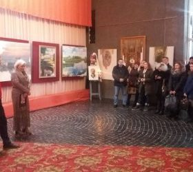 """Ukraine-Rus Holy Places"" exhibition in Shepetivka"