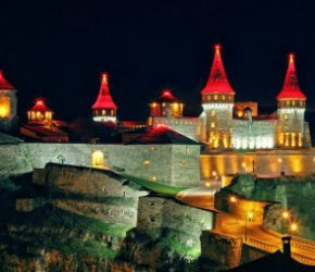 Kamianets-Podilskyi Old Fortress in New Light