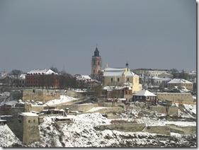 (Українська) Цікаві археологічні знахідки у Старому місті Кам'янця-Подільського