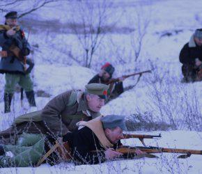 Warfare outside Medzhybizh just as outside Kruty