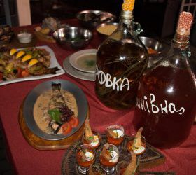 """Crucians and Gobbies – Delicious Fish Menu Accent of """"Pivdenna Brama"""""""