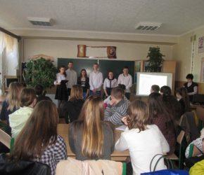 (Українська) Члени кам'янець-подільських шкільних євроклубів допомагають розвивати туризм