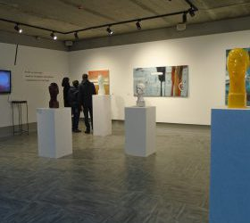 New exhibition opens the first art centre in Khmelnytskyi