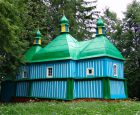 Слобідка-Кальнянська Церква Різдва Богородиці