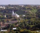 (Українська) Панорама річкової долини
