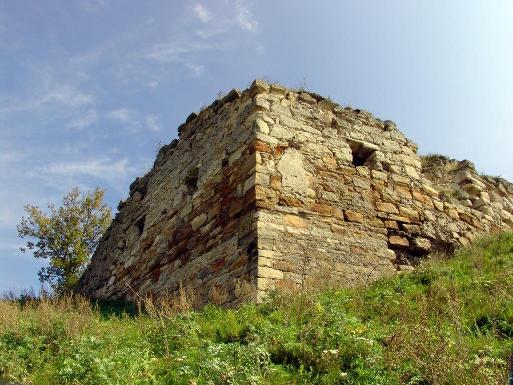 Зіньківський замок