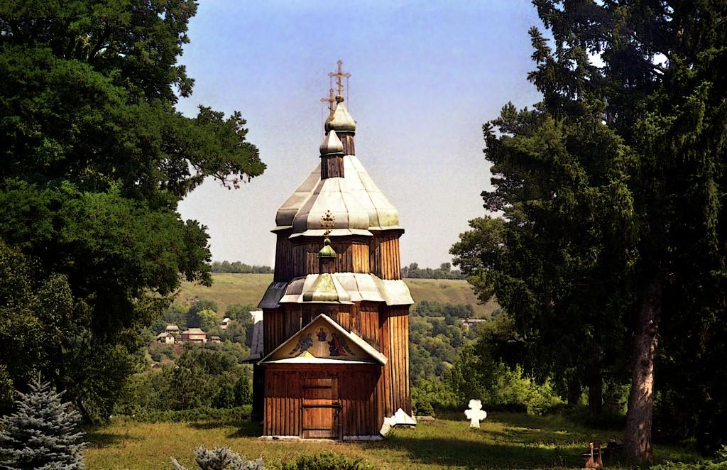 Михайлівська церква. Зіньків