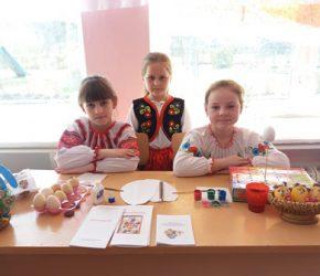 Opening of Easter egg museum in Shepetivka