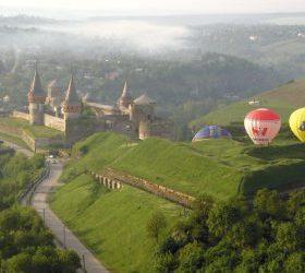 (Українська) День туризму у Кам'янці-Подільському: пізнаємо, смакуємо, відпочиваємо, драйвуємо, святкуємо