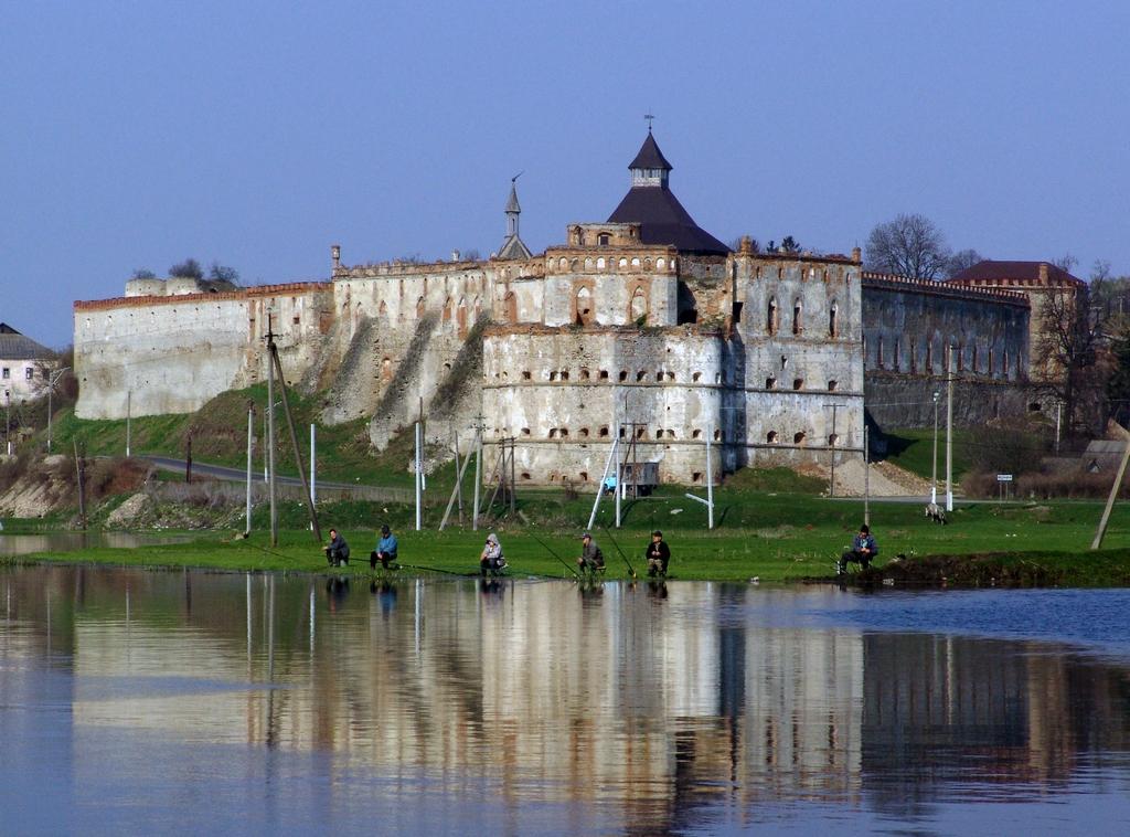 Меджибізька фортеця